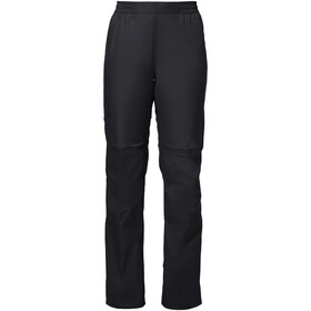 VAUDE Drop II Broek Dames, black uni